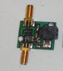 12 GHz Frequency divider by 8
