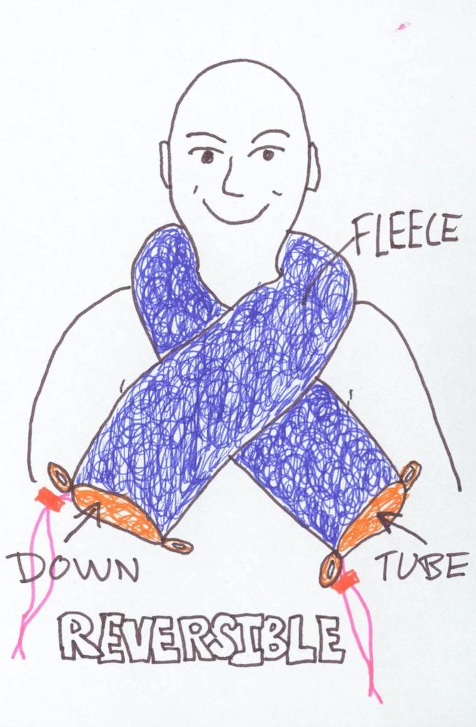 Calendar Design Brief : Swamy scarf by karnam —kickstarter