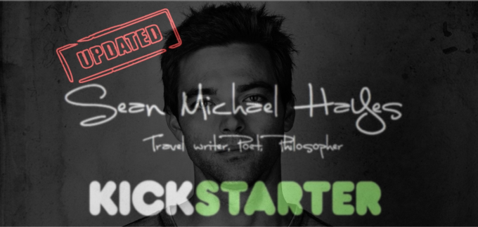 Kickstart my Writing Career Three Books, One Deadline by Sean Michael Hayes