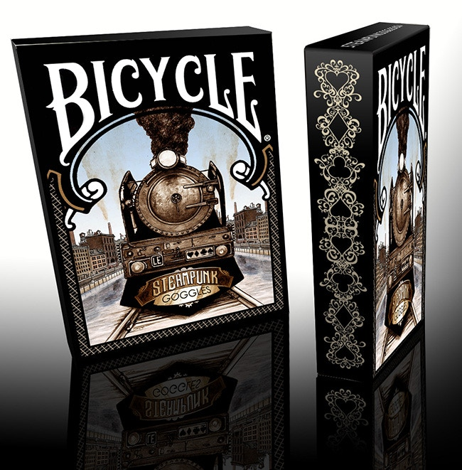 Limited Edition Tuck Box - CLICK TO PIN