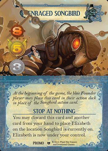 Bioshock the Board Game Promo