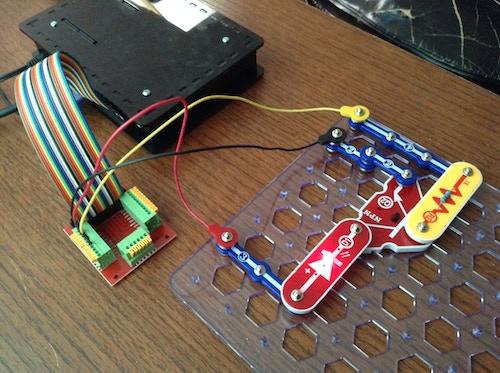 Control Snap Circuits