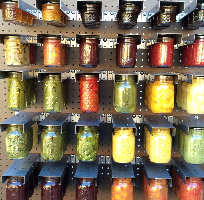 How many jars do you have?