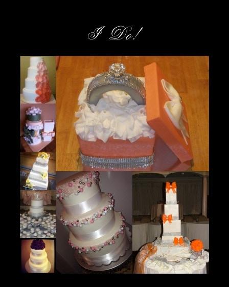 JordyCakes Wedding cakes