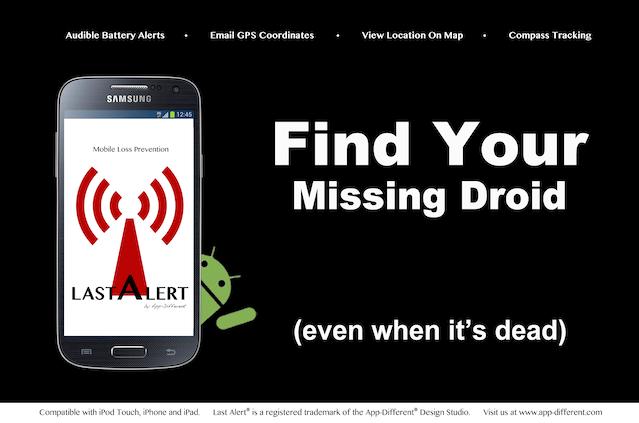 LAST ALERT - Find Your iPhone \ iPod (Even when it's dead) by Dan