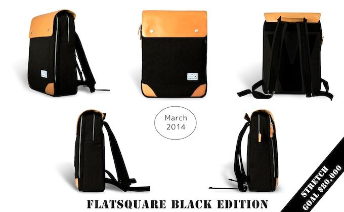 FLATSQUARE BLACK EDITION- PRE ORDER NOW!