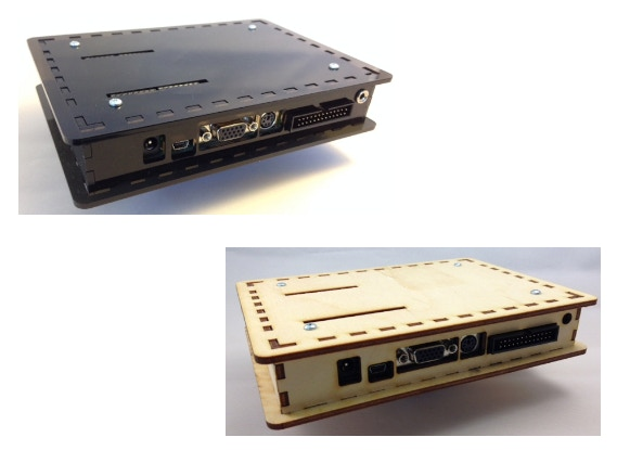 Wood or Plastic Case
