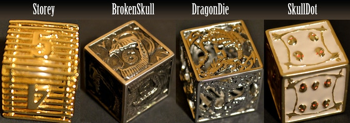 The Dice Line Up