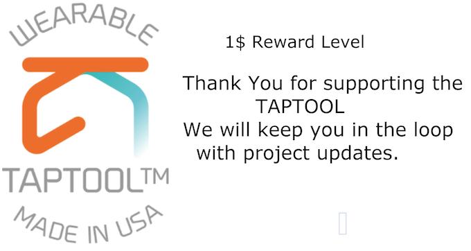 Reward Level 1