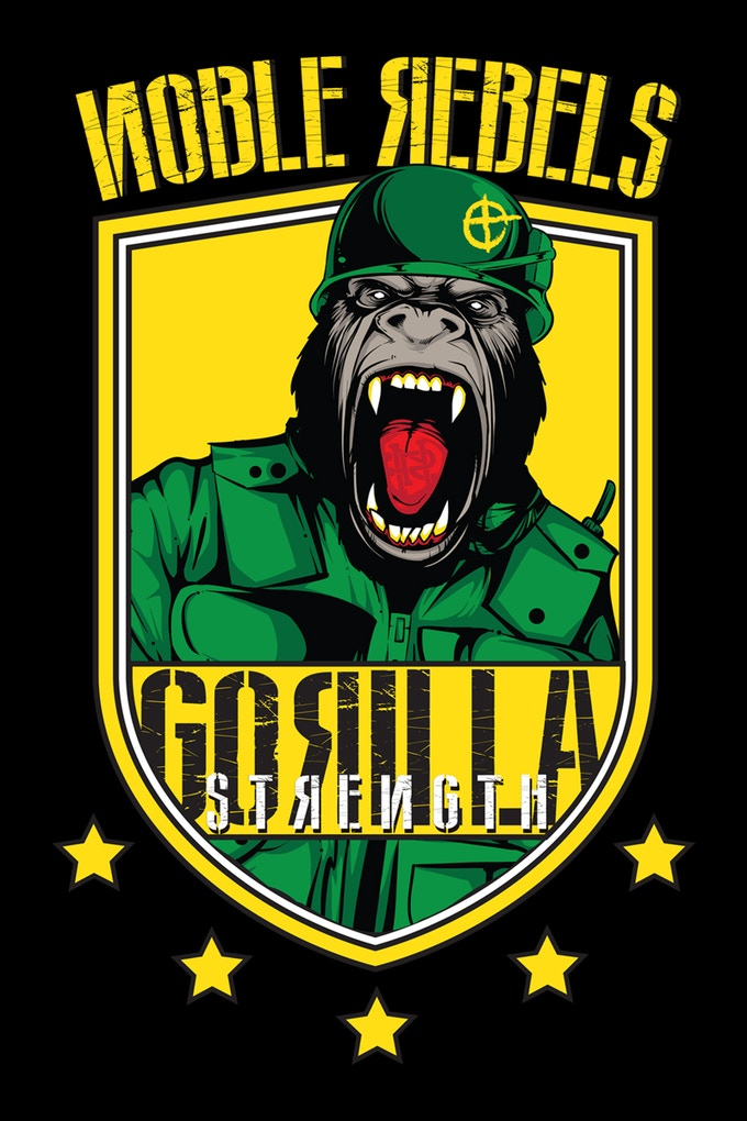 GORILLA STRENGTH POSTER