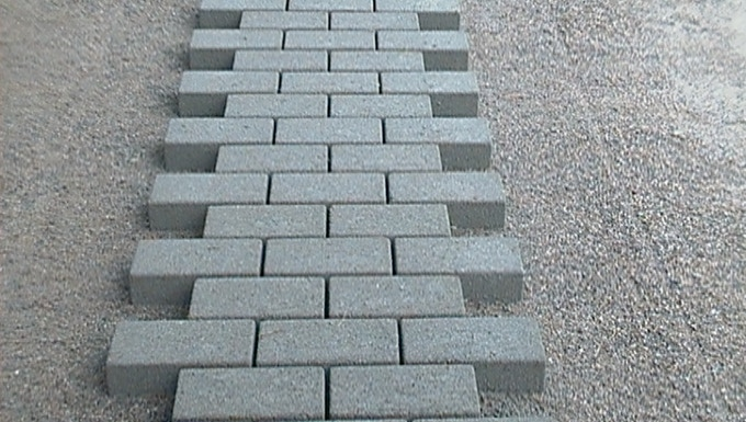 Imagine if you never had to lift another paving stone again.