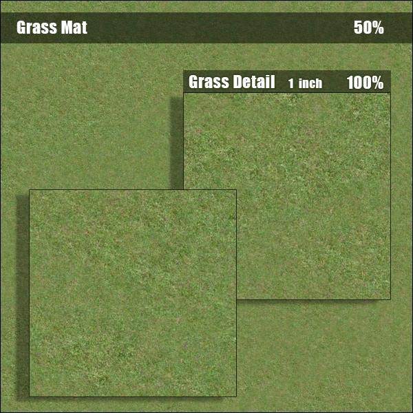 Grassy Map