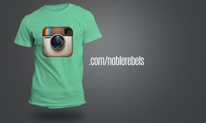 T-SHIRT WITH SOCIAL MEDIA LOGOS ARE CREATIVE LINK PURPOSES ONLY. WE DO NOT CREATE OR PRINT THEM.