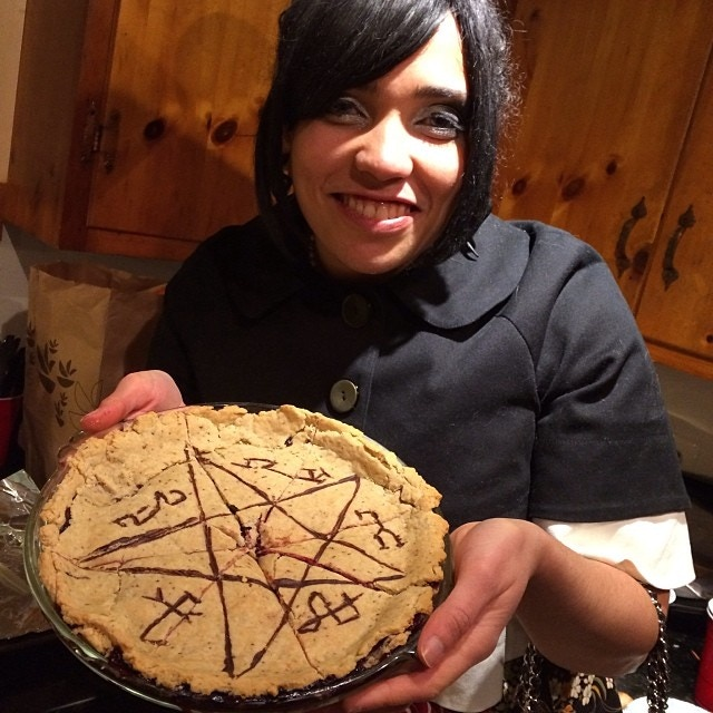 Me and the devil's trap pie