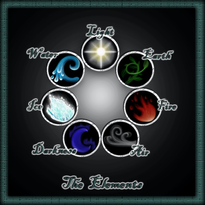 Which ancient element will you master?