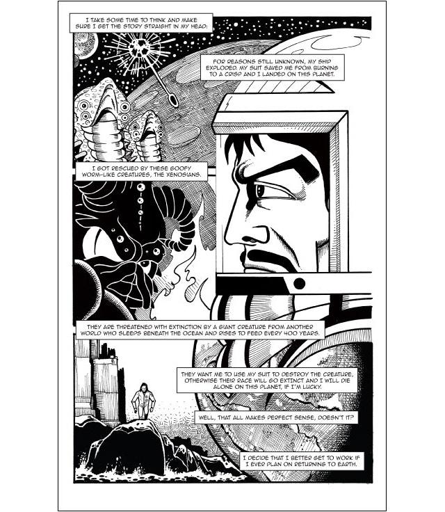 L Shaped Single Storey Homes Interior Design I J C Mobile: Psychonaut Issue 1 By Kevin L. Kuder (Hypersurface Studios