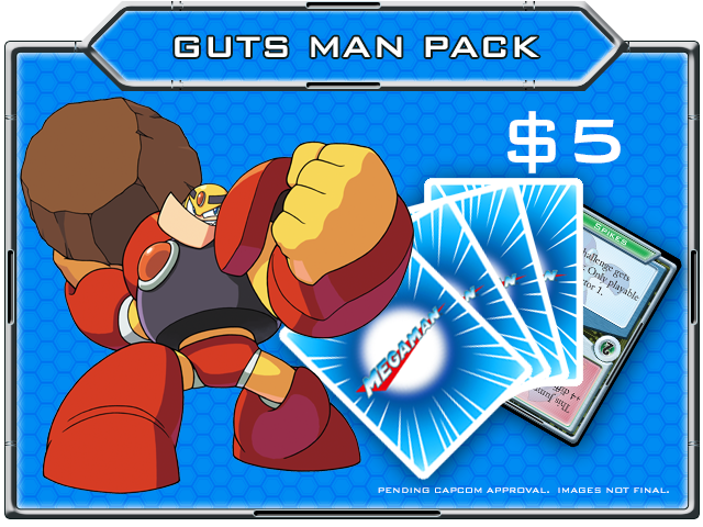 """North America Only. International backers may purchase card packs by pledging for the """"Boss Card Pack"""" instead."""
