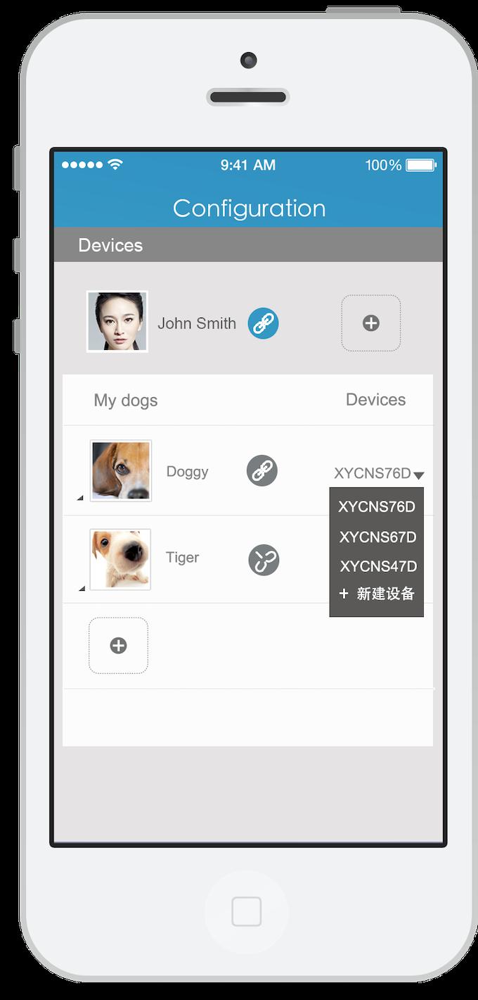 MyFitDog App