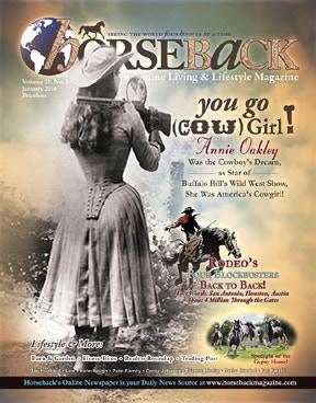 Horseback Magazine - January, 2014