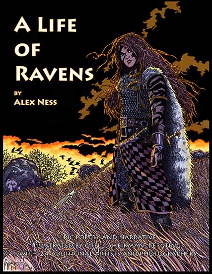 A Life of Ravens by Alex Ness