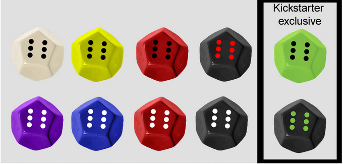 Doublesix Dice Roll Better By Matt Fleming Kickstarter