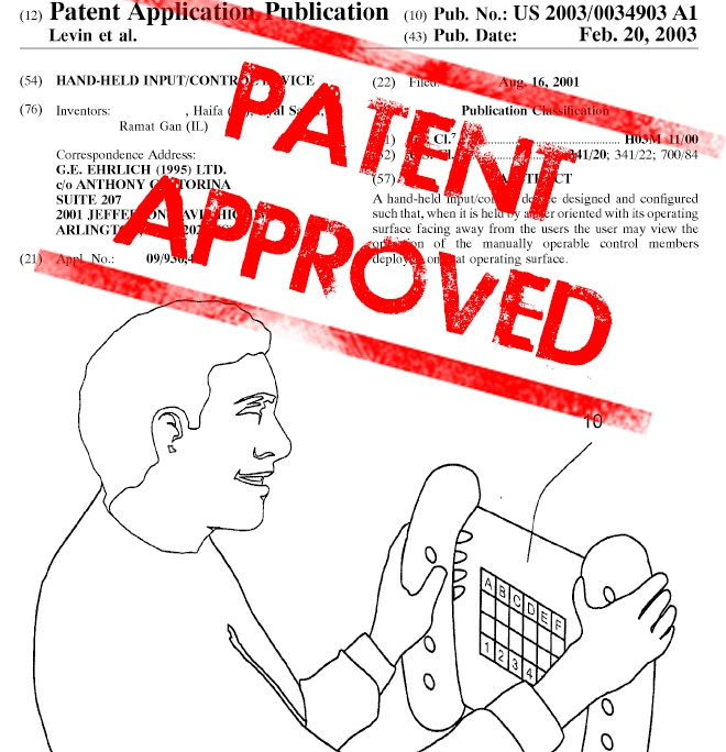 We have an approved patent for any back sided transparent touch!