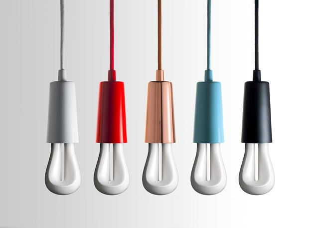 Plumen 002 & Drop Cap Pendants
