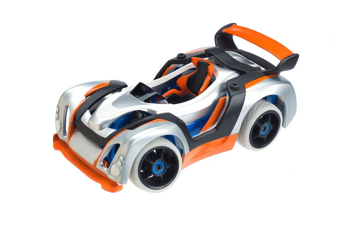 """Prototype of Modarri """"T1"""" Track Car ((click here to see production colors)"""