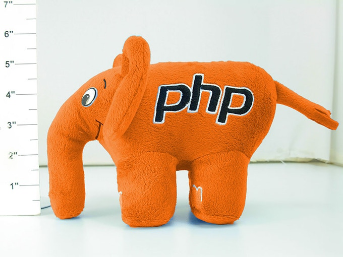 The elePHPant looks good in orange