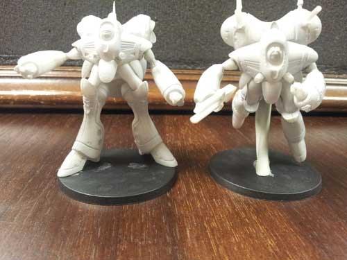Robotech® RPG Tactics™ by Palladium Books » Female Armor