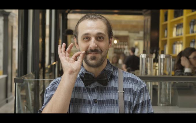 Jay-bone of Portola Coffee Lab