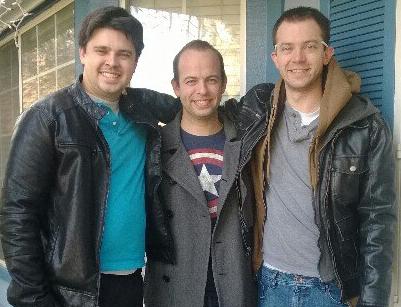 (David, Michael, and Steven)