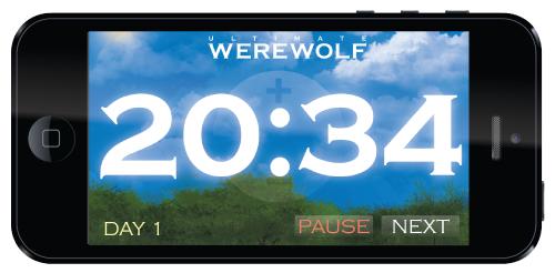 Ultimate Werewolf Deluxe Edition by Bezier Games — Kickstarter