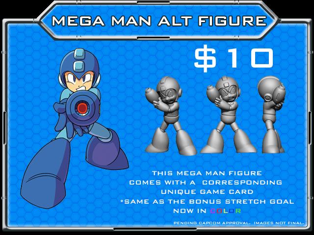 Mega Man The Board Game By Jasco Games Kickstarter