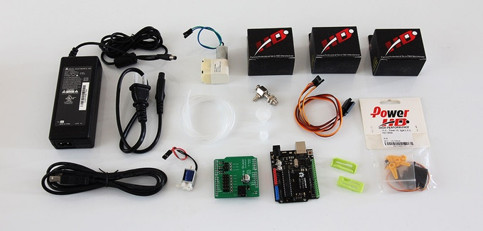 Uarm Put A Miniature Industrial Robot Arm On Your Desk By