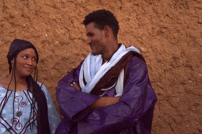 Mdou and Rokia