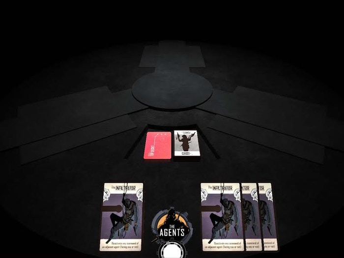 THE AGENTS - A Double-edged Cards Game by Saar Shai » New
