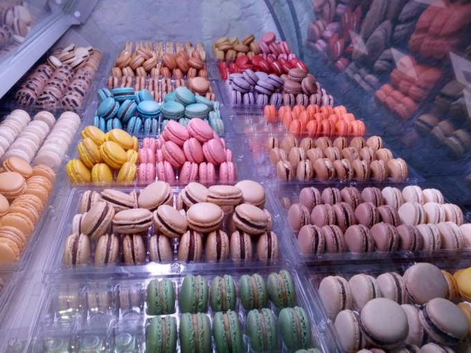 Our Macarons!