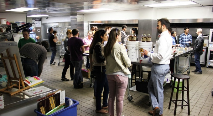 The Union Kitchen community offers support and fosters success.