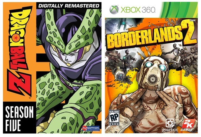 Choose one of these pieces of awesome (either blu-ray or dvd, and xbox/ps3 or pc) personally signed to you by DAMEON CLARKE himself, the voice of Cell and Handsome Jack. Or choose both!