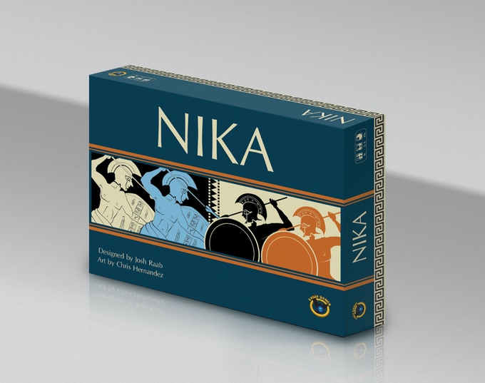 3D image of the Nika box