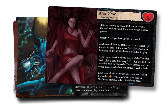Click The Image Above For A Closer Look At All Six Archfiends Boss Cards!