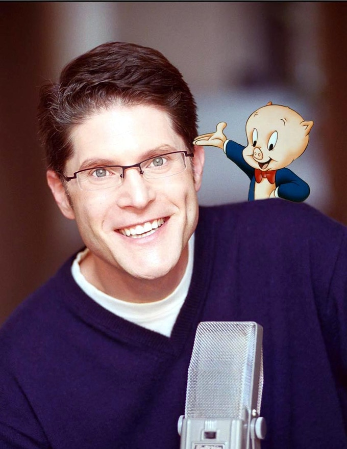 Bob Bergen. Voices and Ex. Producer