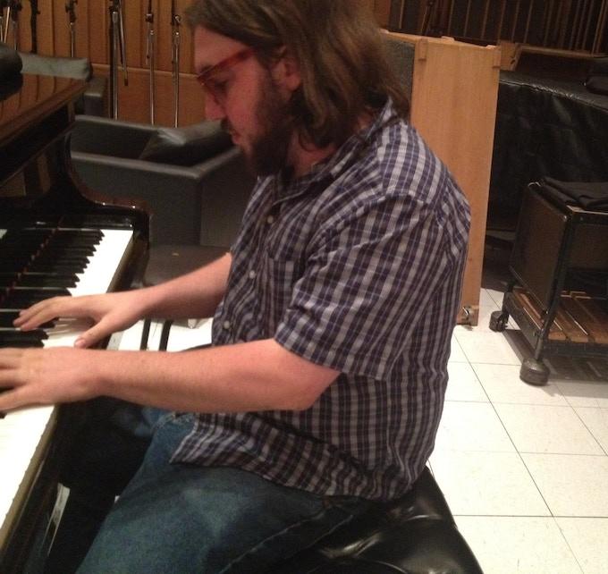 Cooper Rich. Composer.