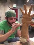 Preston Stringer IV. Asst. Puppet Fabricator.