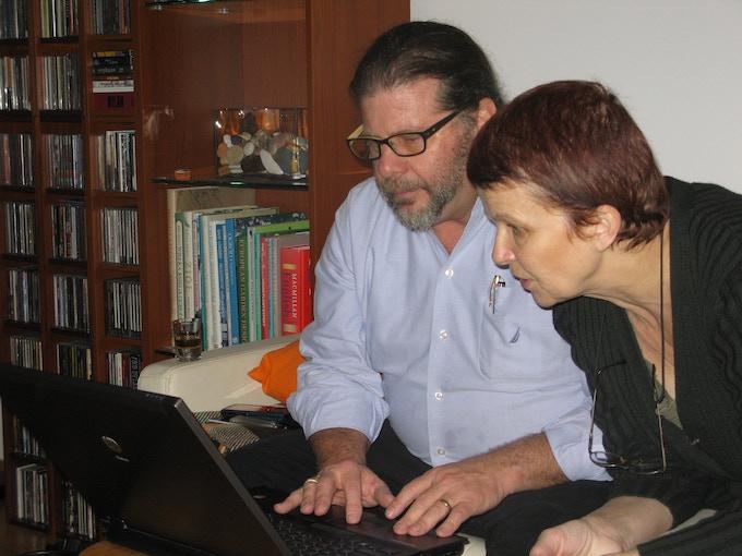 Bill & Renata