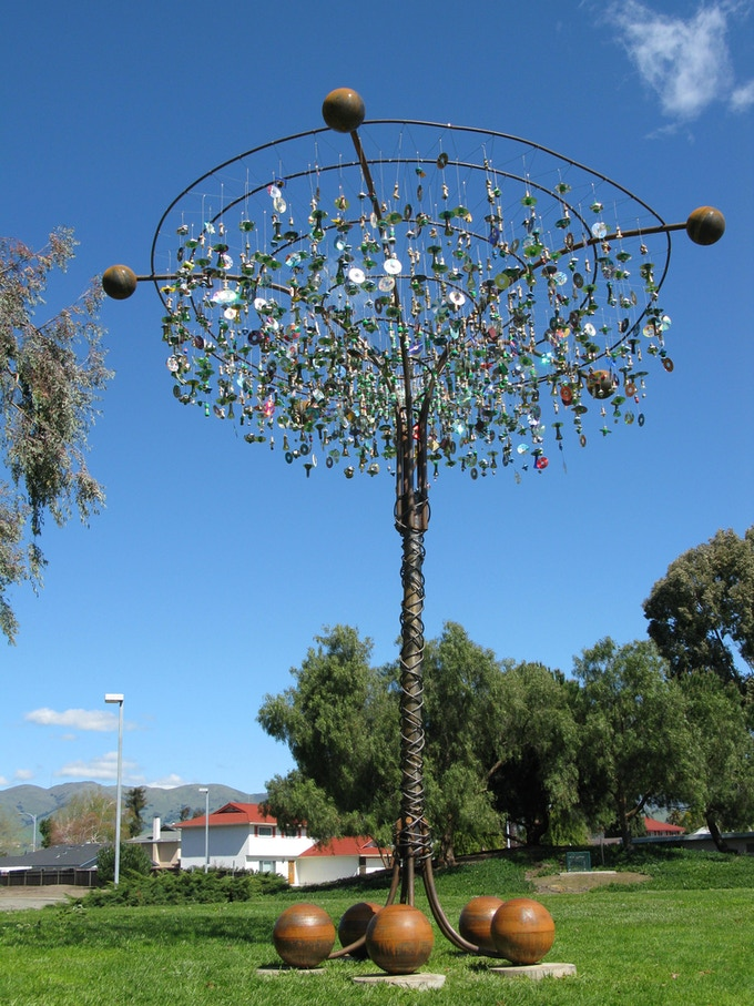 Green Tree, Pinewood Park, Milpitas, CA