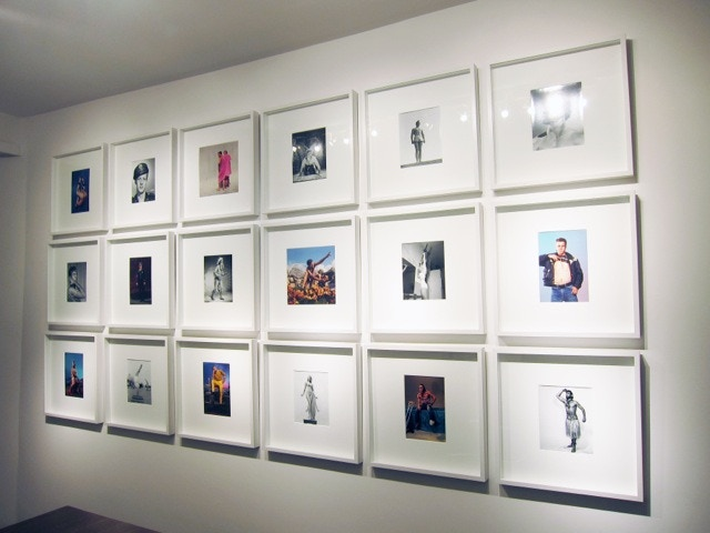 """Bob Mizer: Artifacts"", Invisible-Exports, New York, 2013."