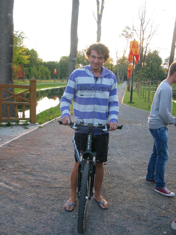 Damian Strzalka - Intern Coordinator