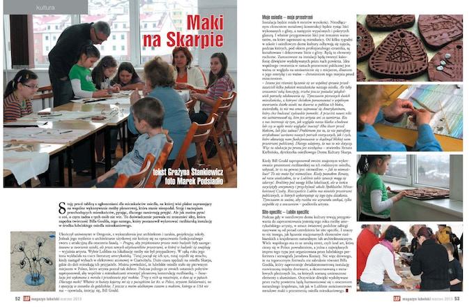 LAJF Magazine, March 2013